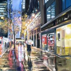 Brilliant City Rain