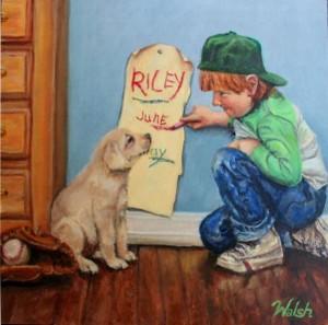 """""""Measuring Riley"""""""