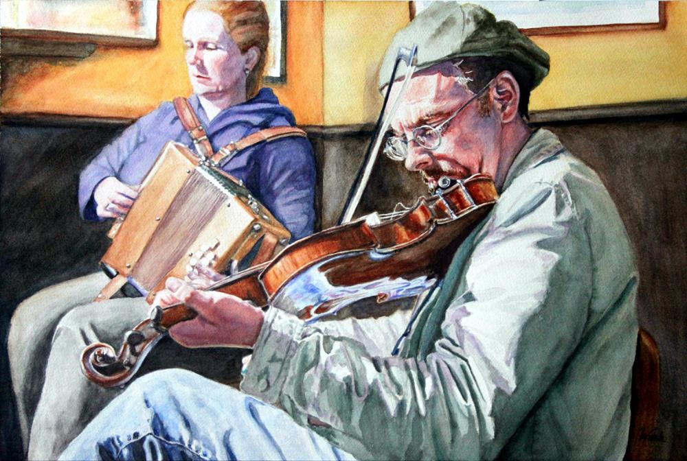 Making Irish Music